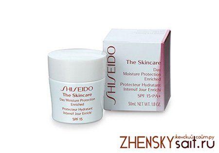 крем для обличчя після 40 від Shiseido