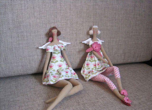 Ляльки тильди своїми руками з викрійками: секрети успішного пошиття, самі викрійки, фото і відео майстер-клас