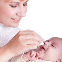 Лікування горла у дітей до року, причини запалення