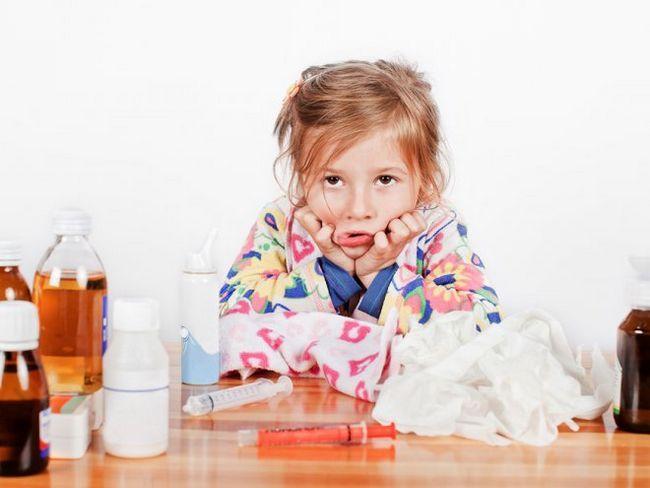 Лікування пневмонії у дитини