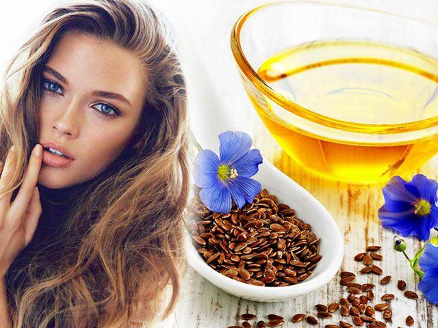 Лляна олія для волосся - рецепти з лляною олією в домашніх умовах