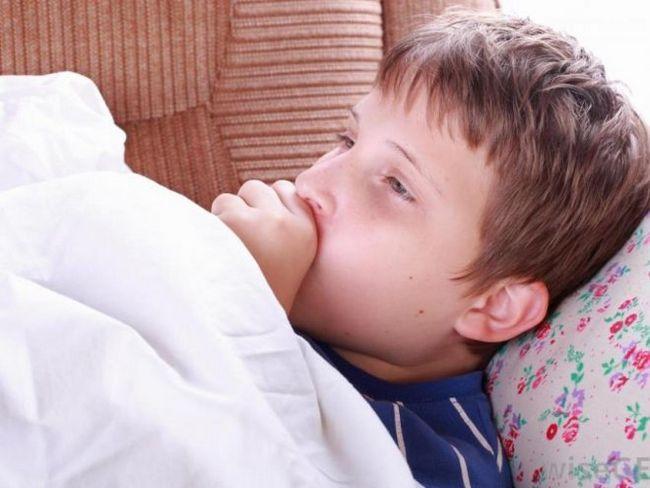 Кращі народні засоби від кашлю для дітей