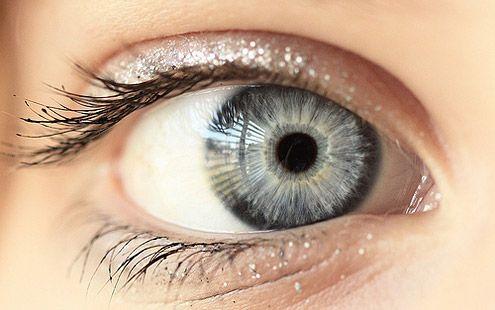Макіяж для сірих очей: всі тонкощі мейк апу під сірі очі