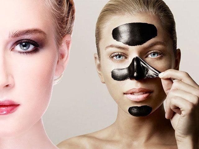 Маска для обличчя з желатину і активованого вугілля в домашніх умовах