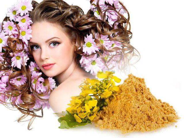 Маска для волосся з гірчицею в домашніх умовах