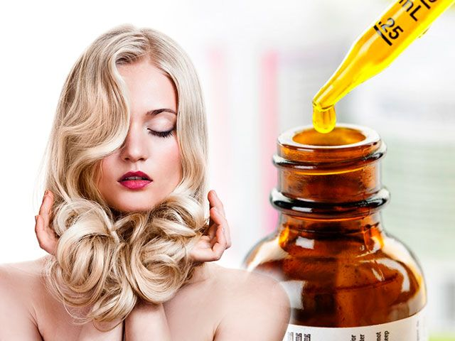 Маска з димексидом для росту волосся в домашніх умовах