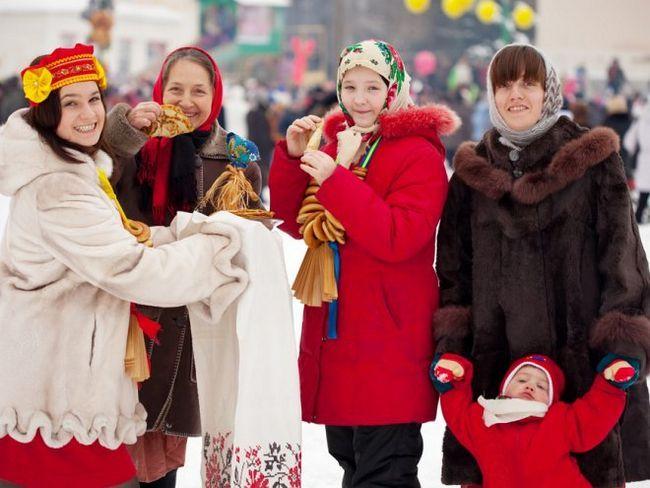 Масляна - традиції веселого свята