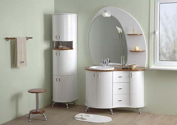 Меблі для ванної кімнати від компанії ВЕРЕС