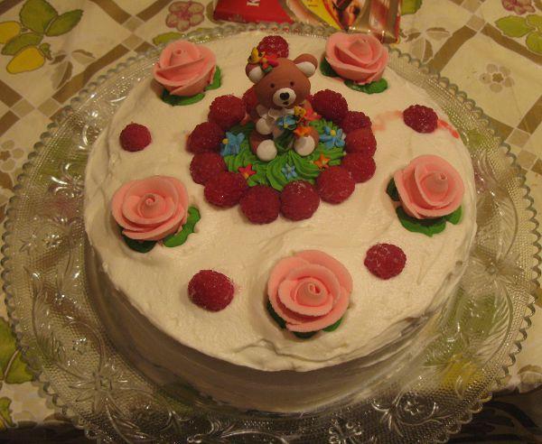 Медовий пиріг
