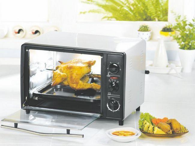 Мікрохвильовка - як в ній готувати?