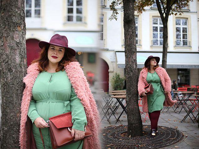 Мода для повних зима 2016 року для жінок фото