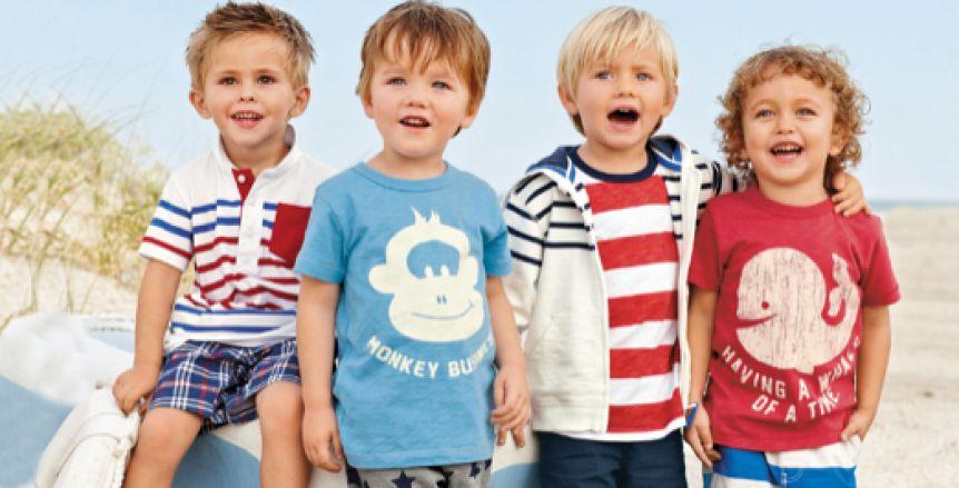 Модний дитячий одяг весна літо 2015: головні тенденції