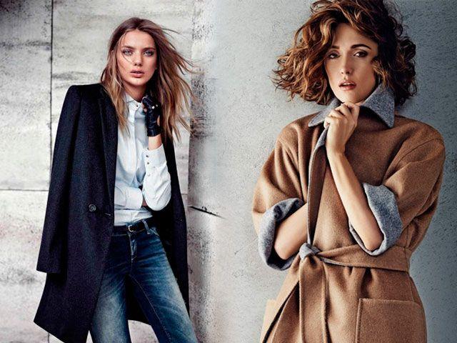 Модне пальто осінь-зима 2015-2016