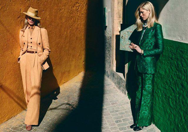 Модні брюки весна 2016 жіночі фото
