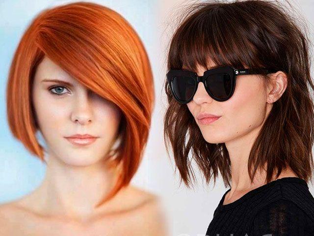Модні стрижки 2015 на середні волосся (фото)