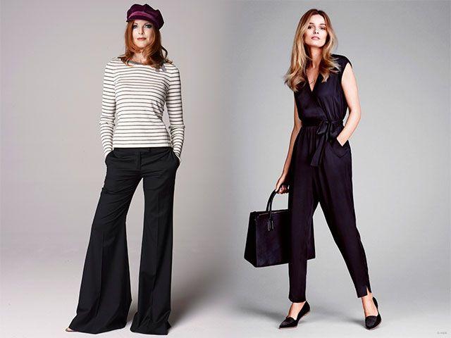 Модні жіночі брюки 2016 фото