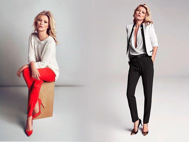 Модні жіночі брюки осінь-зима 2015-2016 фото