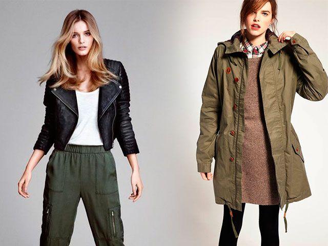 Модні жіночі куртки зима 2015-2016 фото