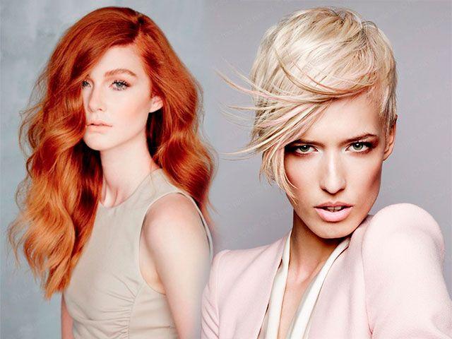 Модний колір волосся 2016