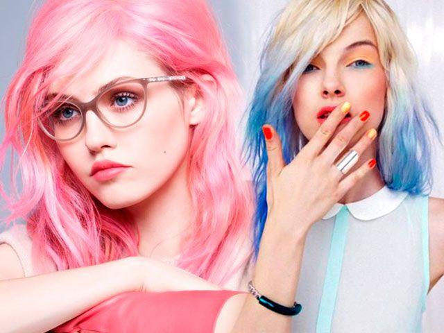 Модний колір волосся в 2017 році - мелірування і трендові відтінки волосся