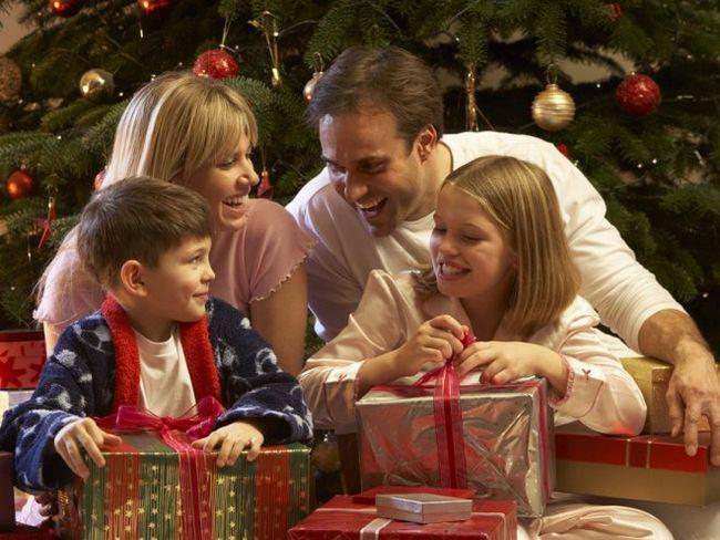 Новий рік для дітей - влаштовуємо сімейне свято