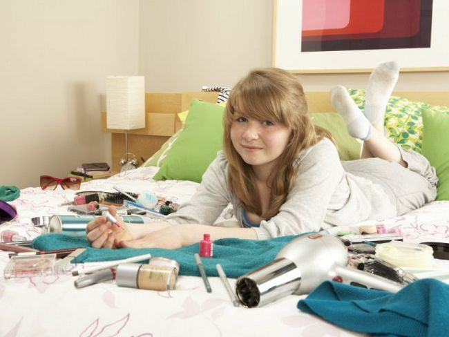 Про виховання підлітків, або головніше за все прибирання в будинку