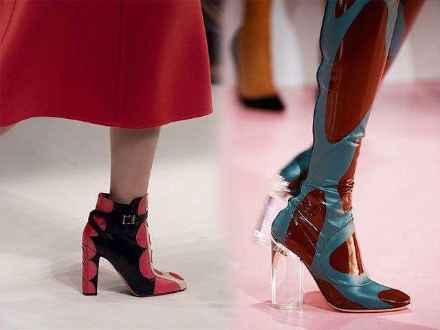 Осінь-зима 2015-2016 модні тенденції взуття