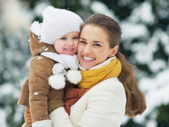 Перша допомога дитині при обмороженнях