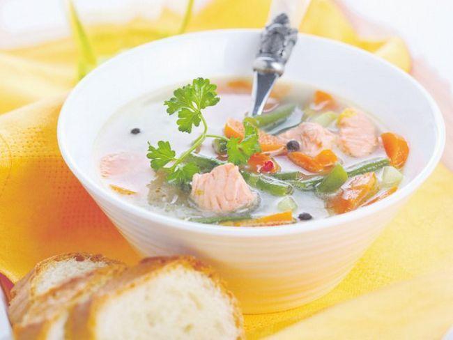 Перший суп нового року