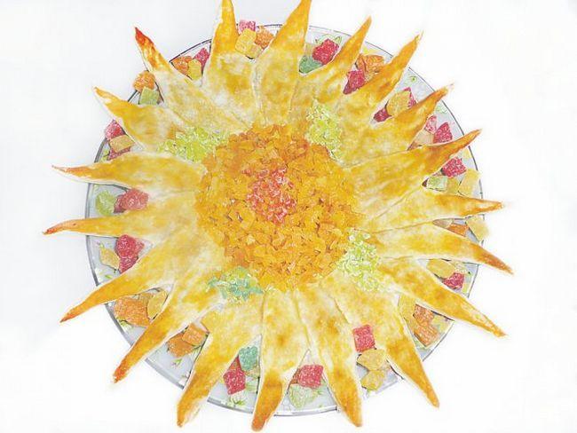 Пиріг сонячний