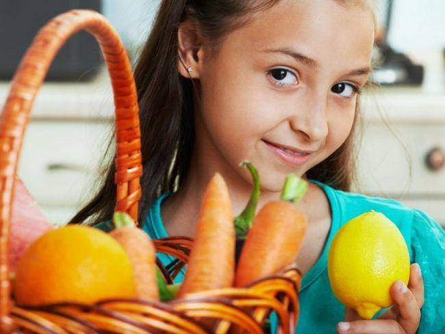 Харчування школярів і обов`язкові продукти в їх раціоні (+1 рецепт)