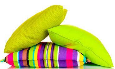 Подушки з бамбука