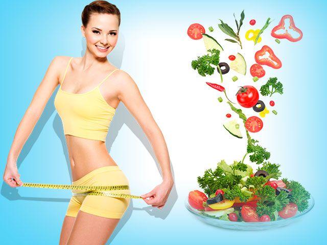 Схуднути на 10 кг за місяць в домашніх умовах