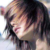 Фарбування волосся в два кольори, надаємо красивий і екстравагантний вигляд