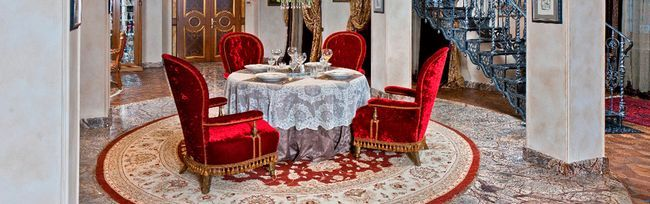 червоний килим