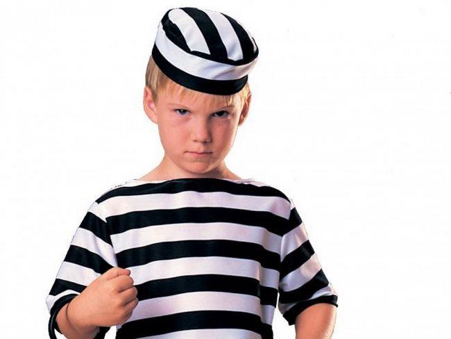 Злочин і покарання - як дати урок виховання дитини?