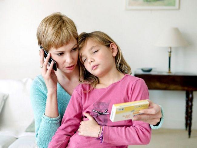 Профілактика гастриту у дітей