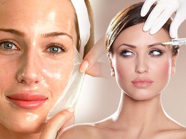 Рецепт маски для обличчя з крохмалю від зморшок замість ботокса