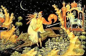 Роль російської казки в життя і виховання дитини