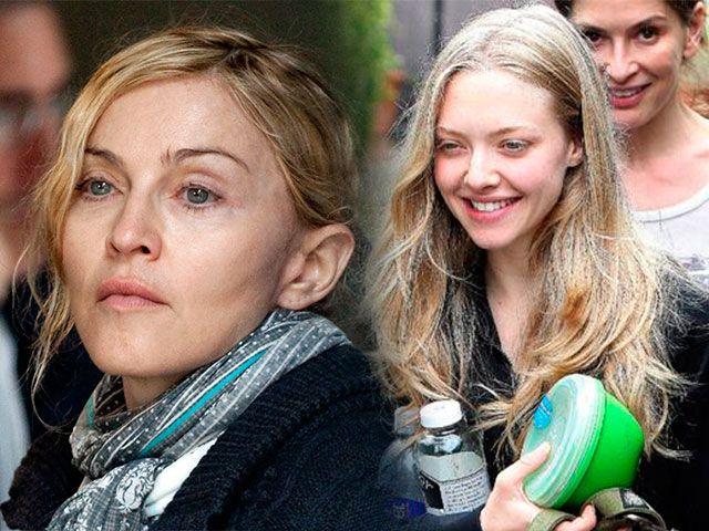 Російські зірки і голлівудські знаменитості без макіяжу