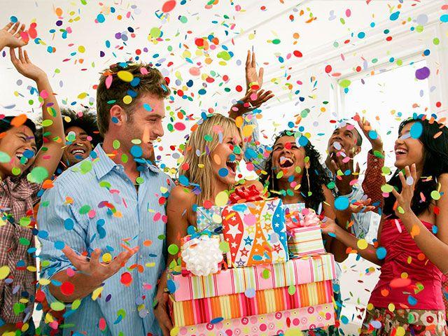З днем народження короткі прикольні поздоровлення, смс поздравлёнія