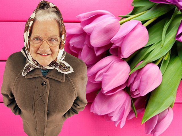 З днем народження поздоровлення бабусі