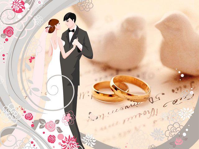 З днем весілля привітання