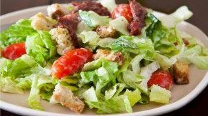 Салат цезар з куркою рецепт на будь-який смак