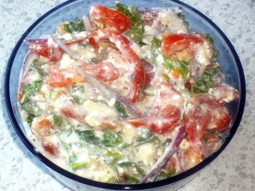 смачний салат