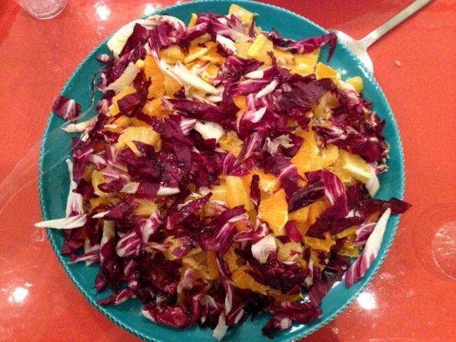 Салат з радічіо і інші таємниці листового цикорію