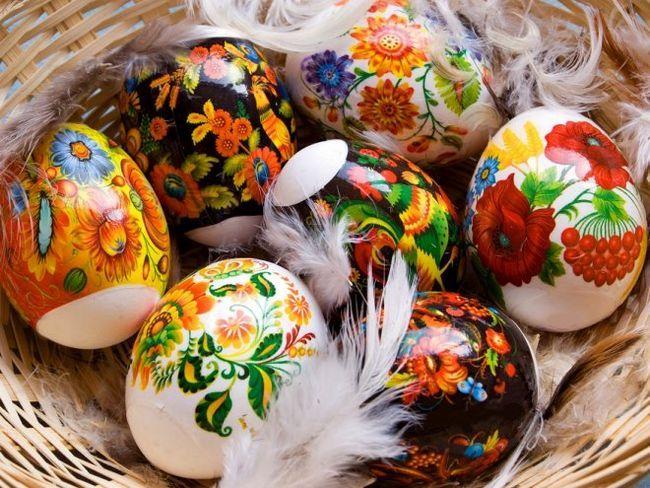 Найкреативніші ідеї прикраси пасхальних яєць