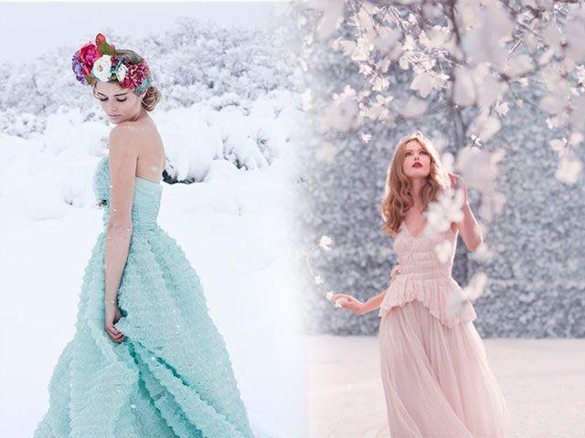 Наймодніші зимові сукні