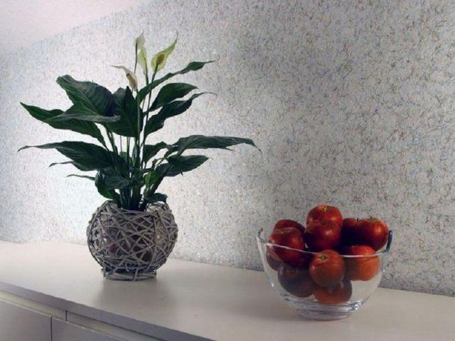 Зробіть свою кімнату неповторною за допомогою рідких шпалер!