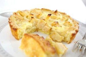 Шарлотка з яблуками рецепт приготування